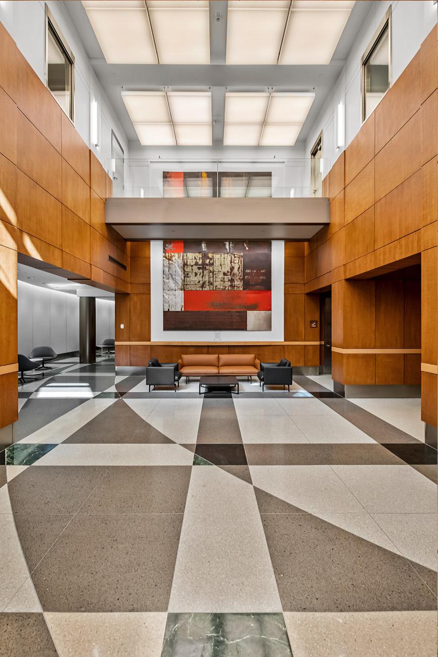 Centennial Realty Advisors lobby