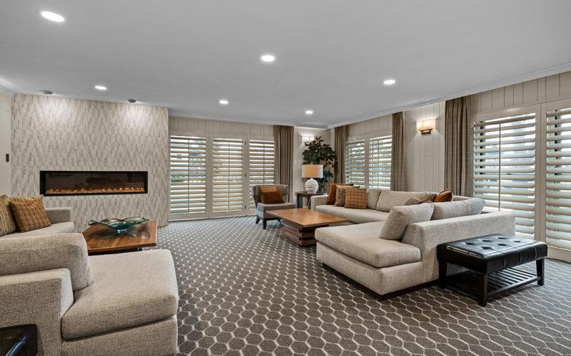 Ambassador East - living room